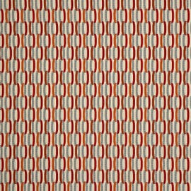 HBF Textiles - Linkage Lacquer Red - 919-44