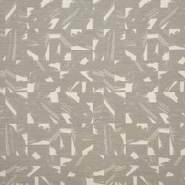 HBF Textiles - Cutout Pearl Grey - 946-83