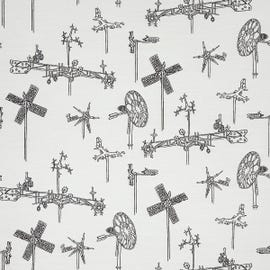 Mayer Fabrics - Whirligig Snow - 431-007