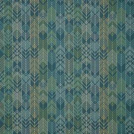 Burch Fabrics - Shockwave Aquamarine - 1010348