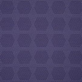 HBF Textiles - Dot Structure Purple & Black - 931-78