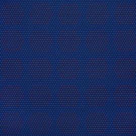 HBF Textiles - Dot Structure Blue & Orange - 931-55