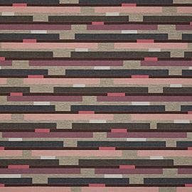 Fabricut Contract - Lateral Bricks Pink Ginger - 9388301